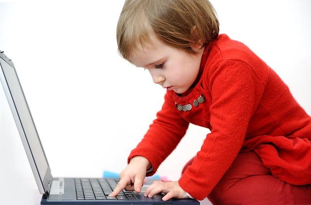 dítě online
