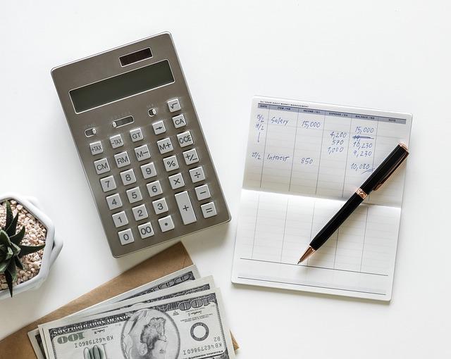 kalkulačka, plány