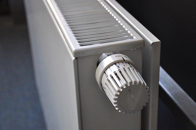 radiátor, hlavice