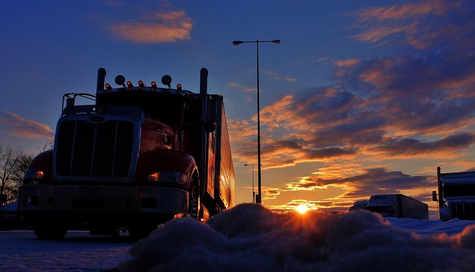 Jak byla epidemií koronaviru ovlivněna mezinárodní kamionová doprava